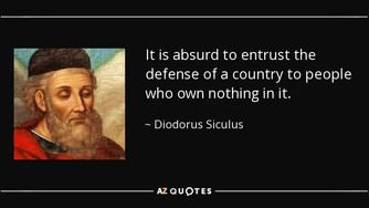 The Library of Diodorus the Sicilian – The First True World History