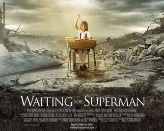 Waiting for a Superman Who Sent His Children to Private School
