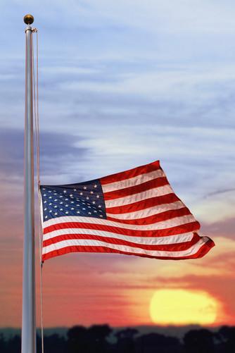 "SERIES | Intro | ""I Pledge Allegiance to the Half-Masted Flag"""