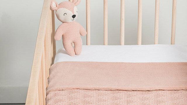 Peluche -Deer rose pale -