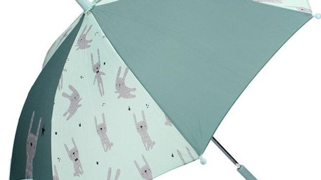 Parapluie Kidzroom lapin Mint