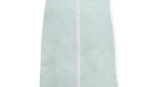 Sac de couchage été jersey 110cm Snake soft green