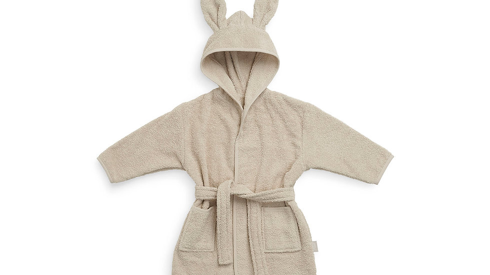 Peignoir bébé 1-2 ans - Nougat