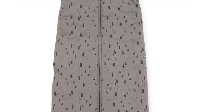 Baby Sac de couchage -70cm gris- avec manches à fermeture à glissière