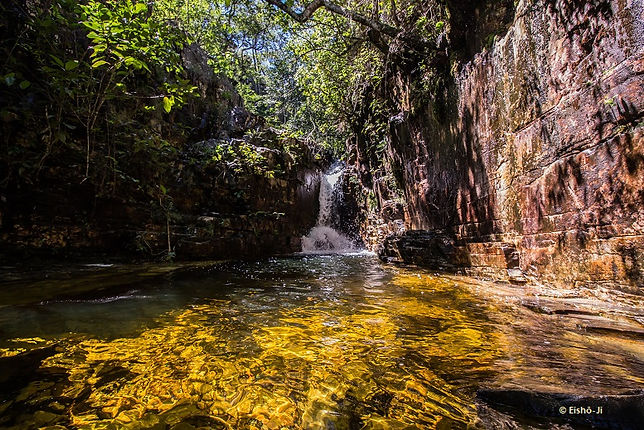 Cachoeiras dos Dragões - Pérola do Dragã