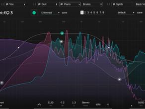 歌ってみたのmixに使えるプラグインレビュー sonible『smart:EQ 3』(イントロセール中・過去最安値)