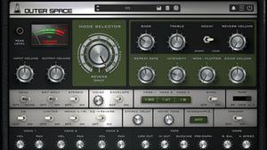 歌ってみたのmixに使えるプラグインレビュー AudioThing 『Outer Space』(テープエコー)