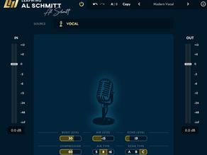 歌ってみたに使えるプラグインレビュー Leapwing Audio 『Al Schmitt』
