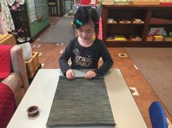 Roll Table Mat