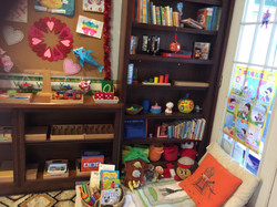 Pre-Primary Library
