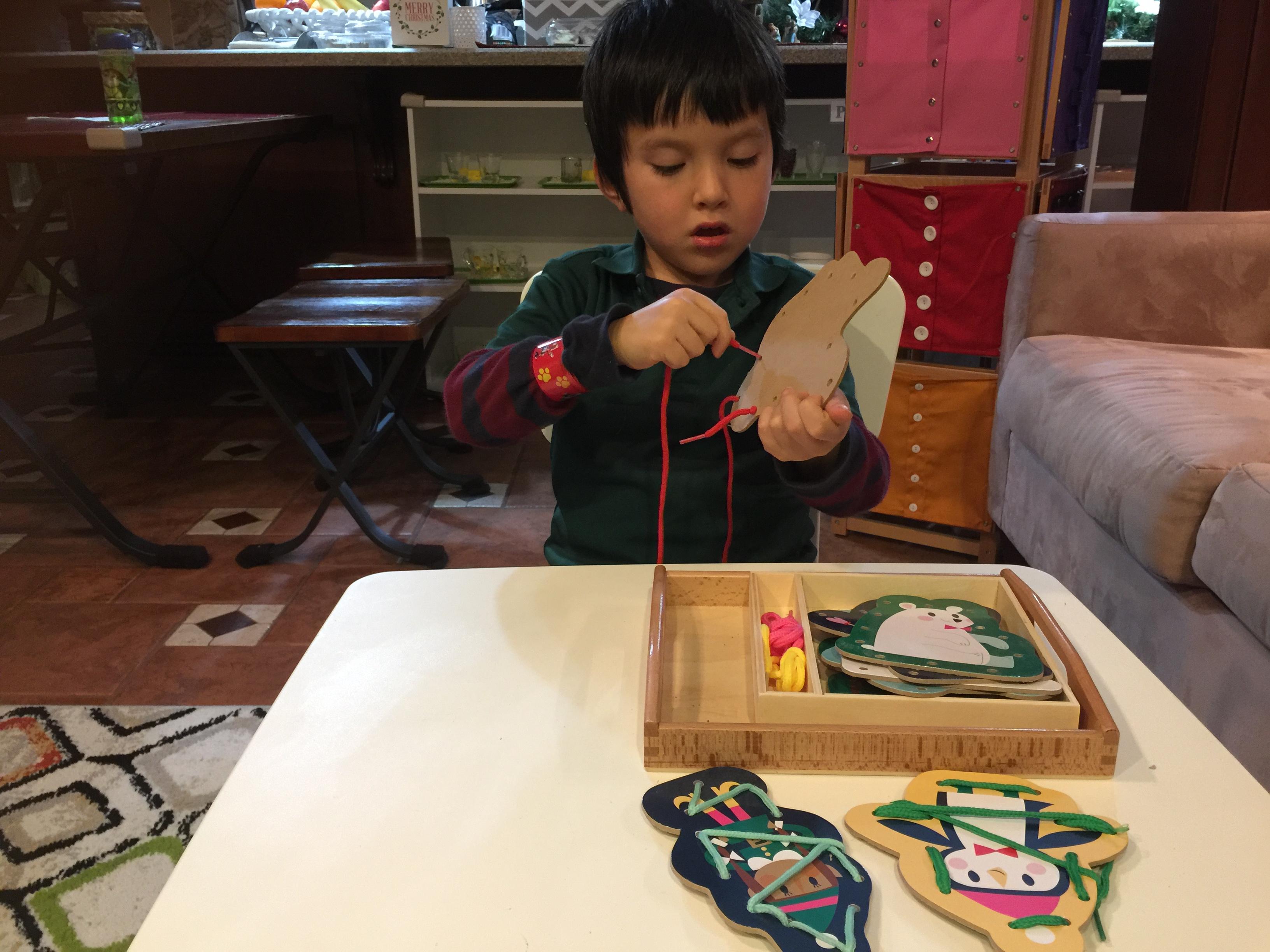 Preschool-Practical Life