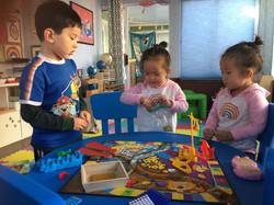 Preschool-teamwork