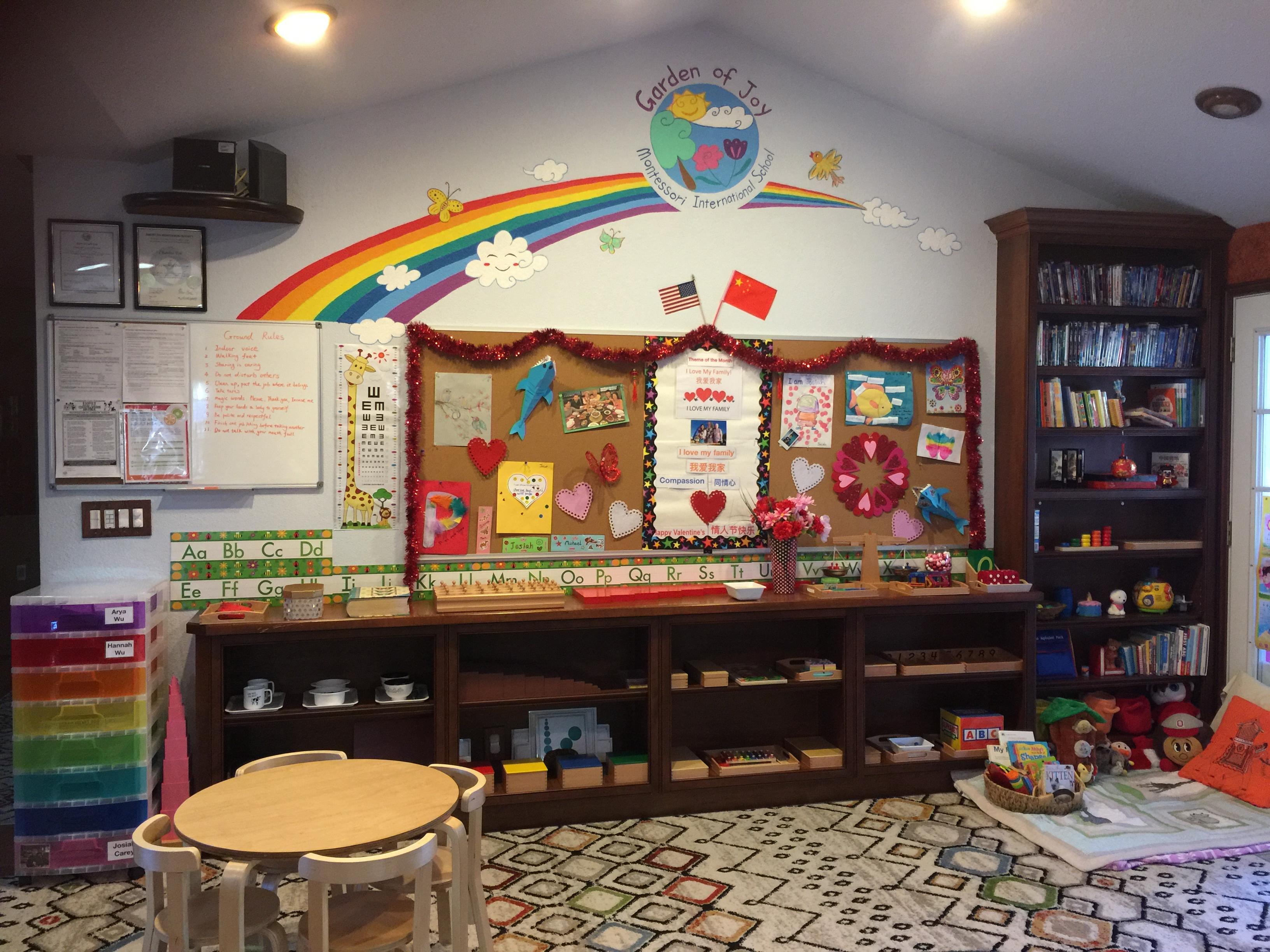 Pre-Primary Area