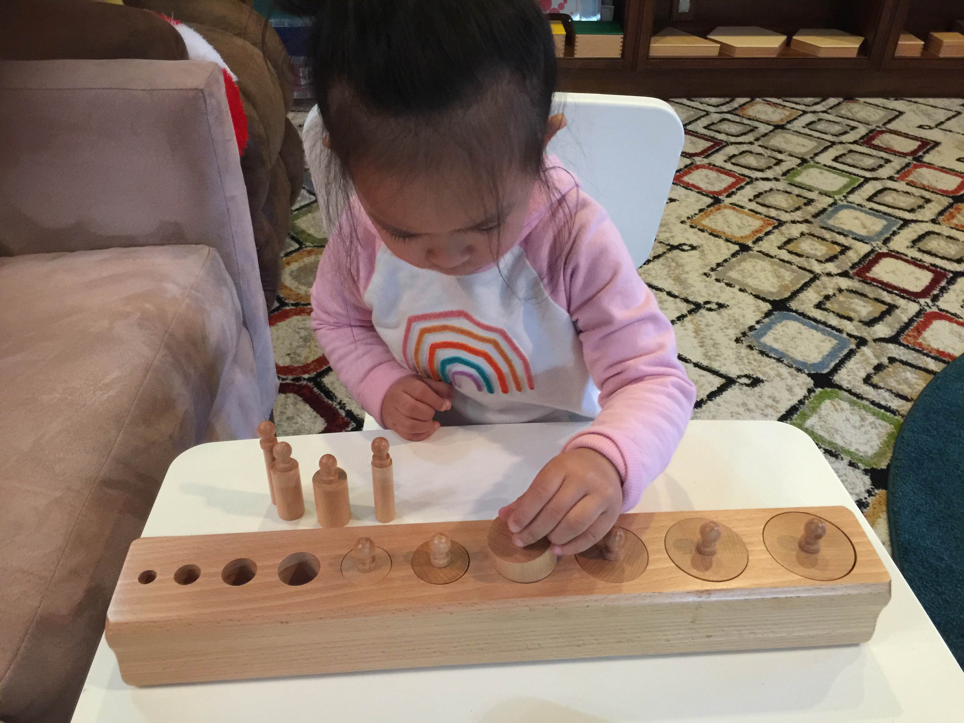 Preschool-Knobbed Cylinders