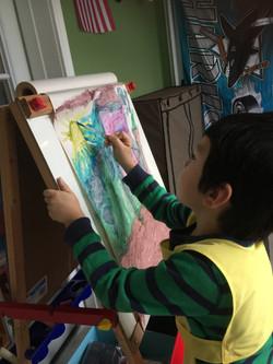 Josiah Painting 3
