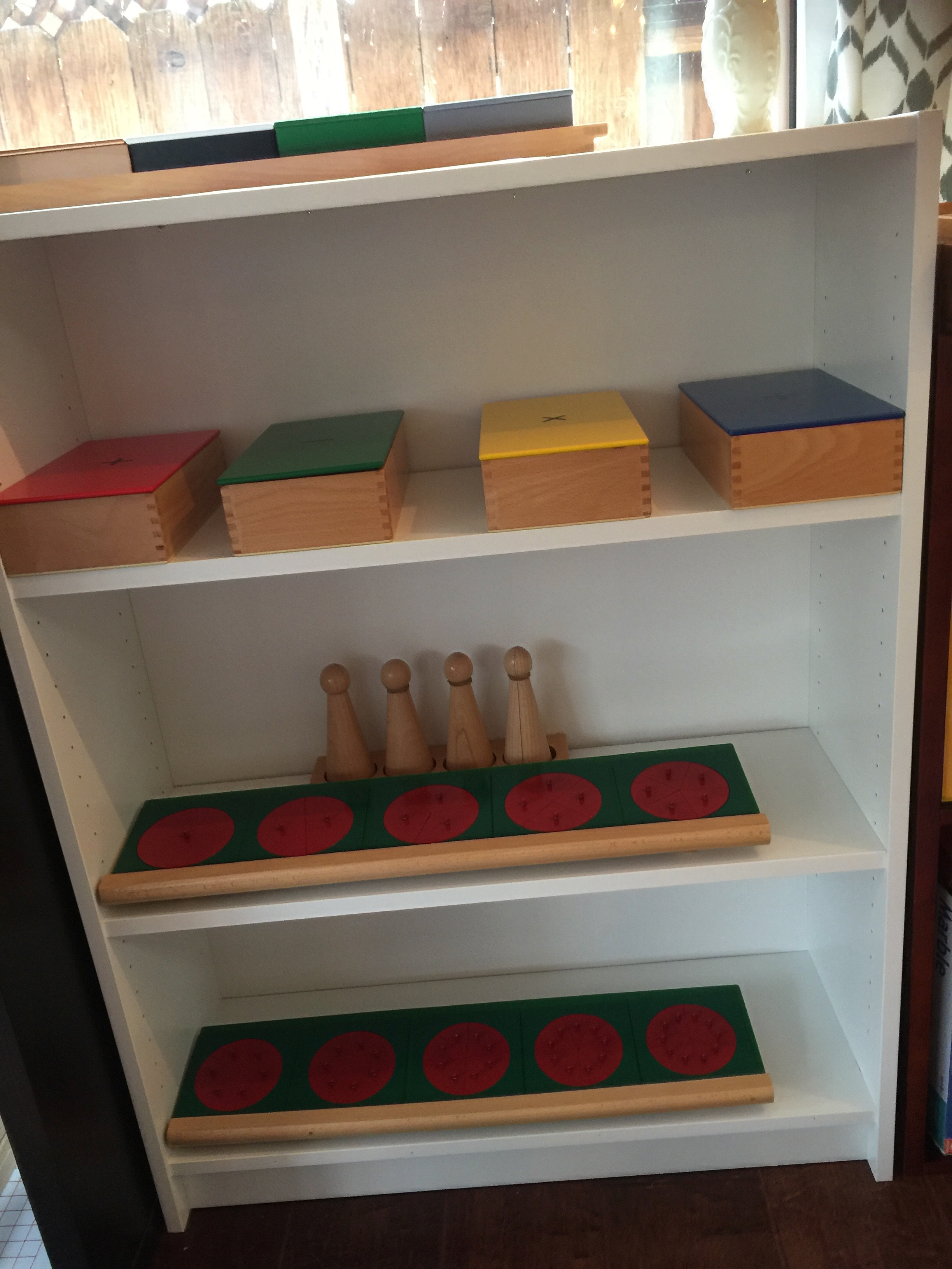 Math Shelf 3