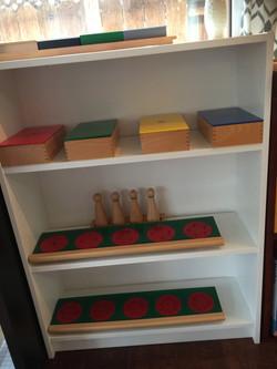 Math Shelf 3