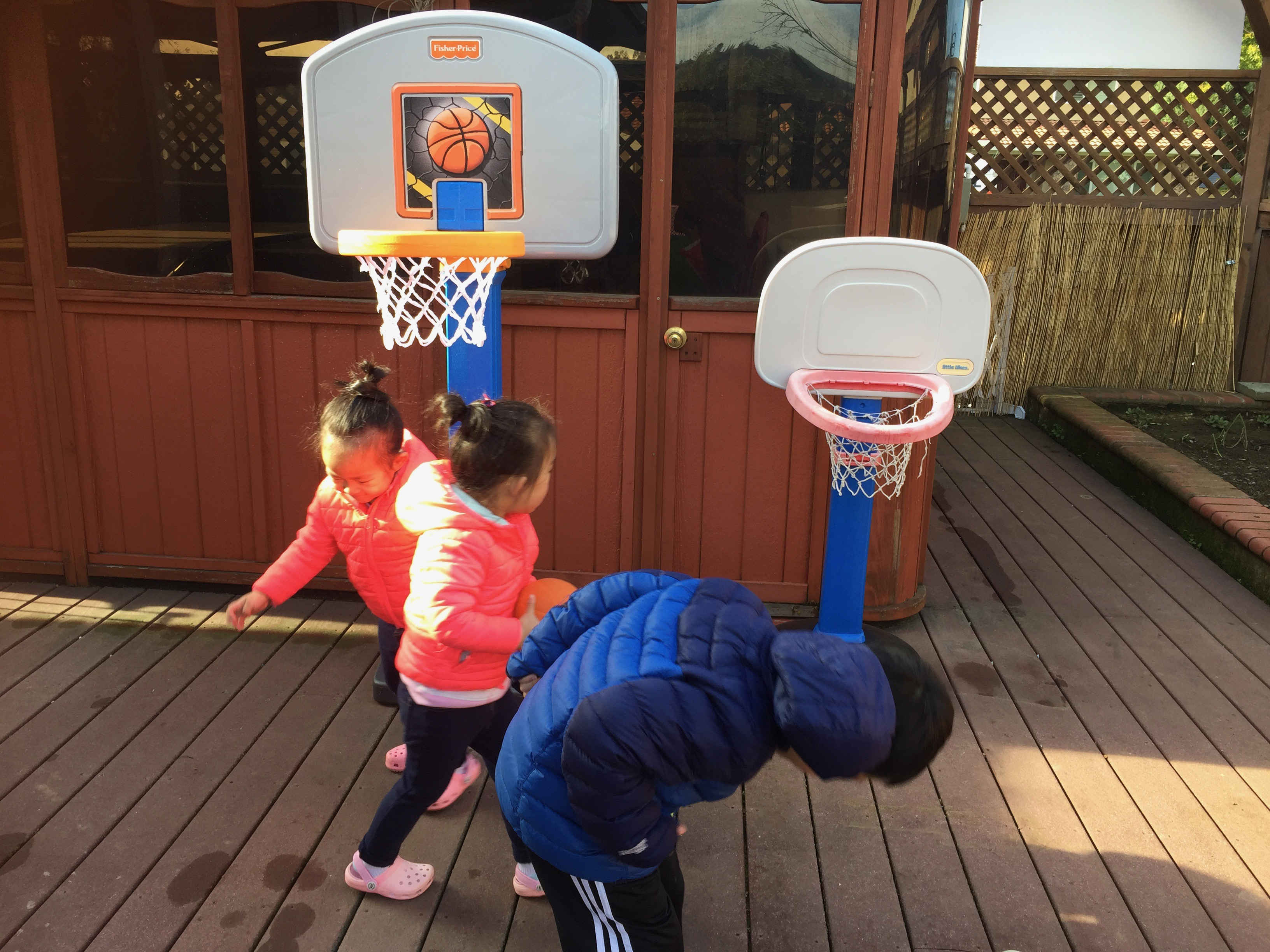 Preschool-basketball