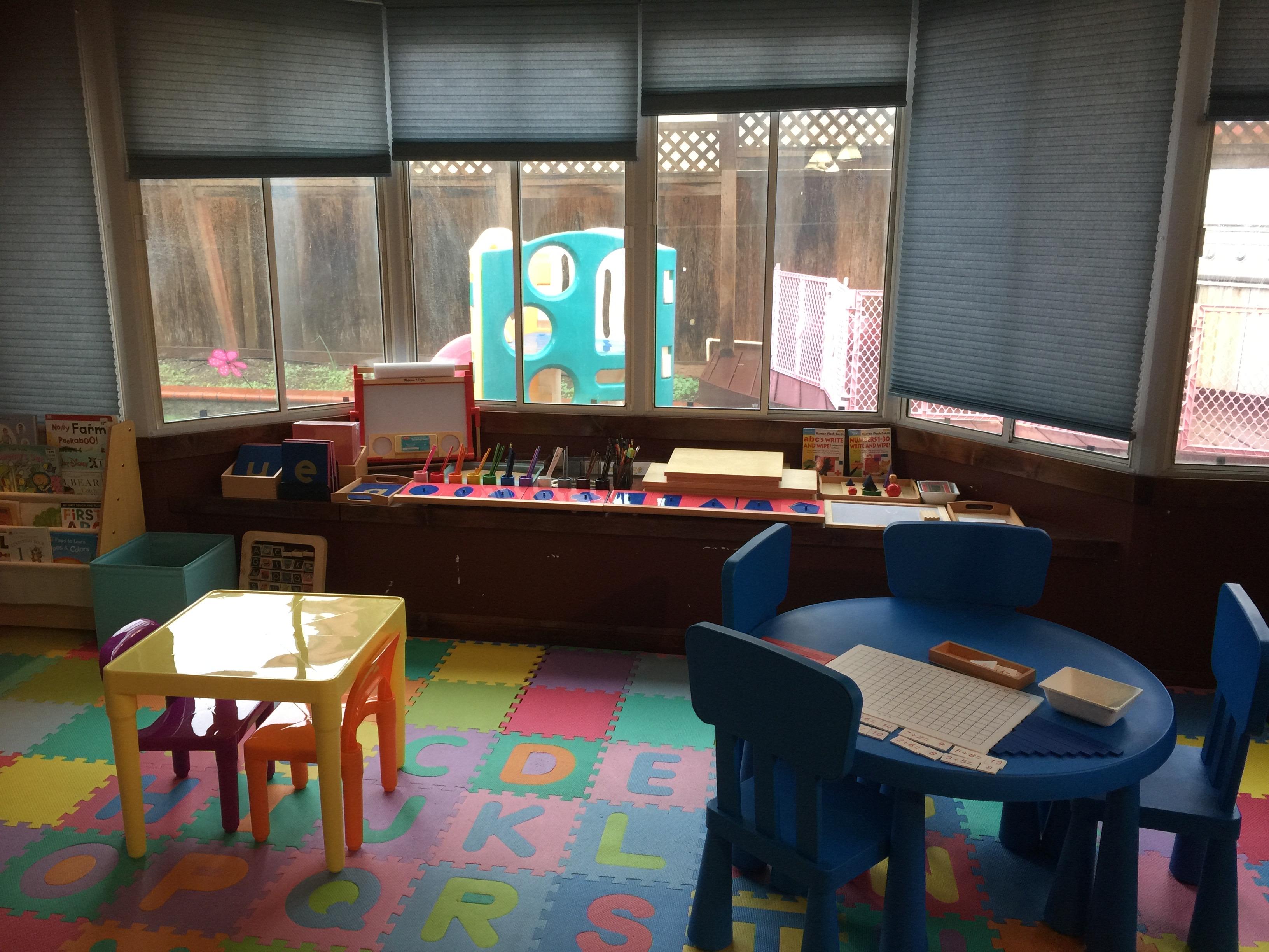 #2 Classroom 1