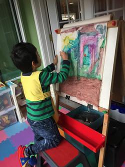 Josiah Painting 1