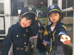 Cute Police officers