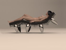 Reptodonte chair.