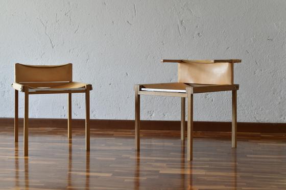 Paris Design Week table chairs.