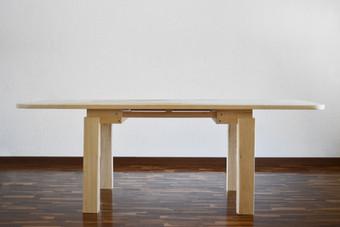 Mokuzai table.