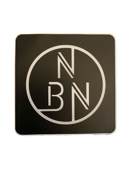 NBN Logo Laptop Sticker