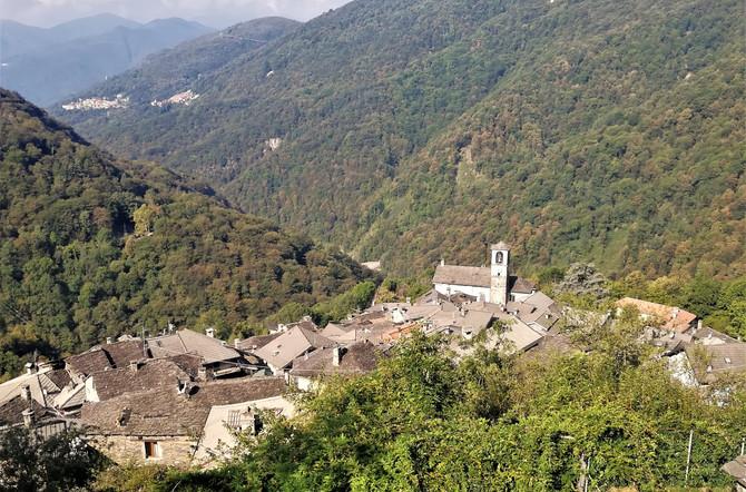 Wandern im Val Veddasca