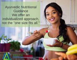 Need Nutritional Guidance?