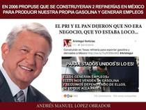 AMLO llama a firmar documento 'por la unidad y el renacimiento de México