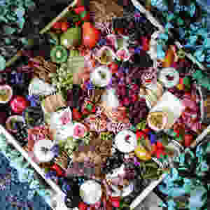 Goodness Gracious Grazing platter