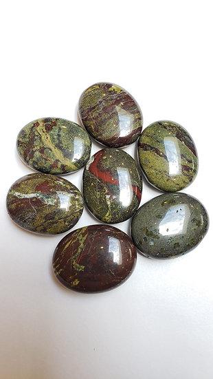 Dragon stone pillow/palm stone