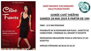 Soirée Café théâtre GGR