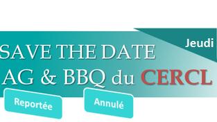 Assemblée générale 2020 reportée / Soirée Barbecue annulée
