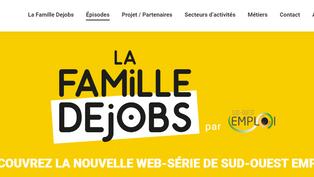 """WEBSERIE """"La Famille DEJOBS"""""""