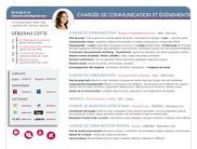 Candidature - Chargée de communication et marketing