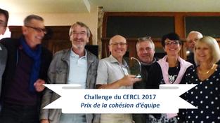 Soirée Barbecue : 1er team-building pour les adhérents du CERCL