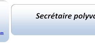Candidature Secrétaire Polyvalente