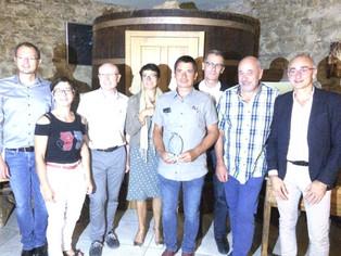 BARBECUE du CERCL - Équipe gagnante des jeux de cohésion