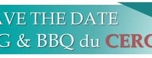 Assemblée générale et Soirée Barbecue du CERCL 2020