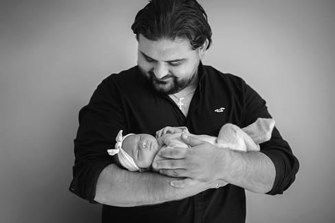 Neugeborene Fotoshooting zürich