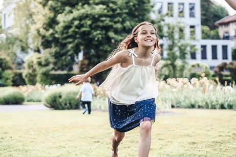 Kinderfotografie in Zürich, Schweiz