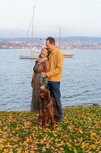 Fotograf für Familienfotos in Zürich