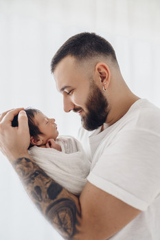 Newborn Session in Zürich