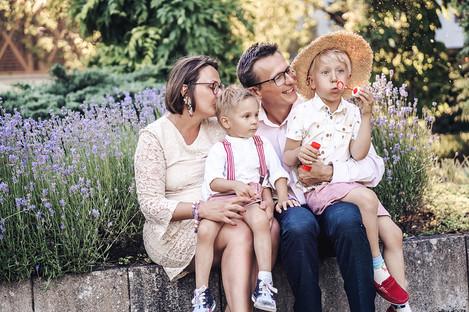 Family Session in Zurich, Switzerland