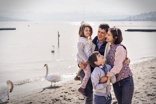 Familienfotos | Fotograf in Zürich