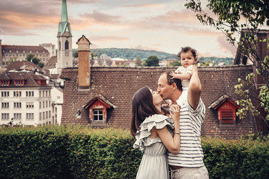 Zürich Family Photography