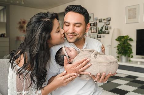 Baby photo session in Zurich
